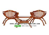 Furniture Jati Kursi Teras