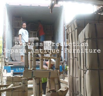 12. Stuffing Furniture Antik Jepara