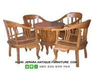 Furniture Antik Kursi Tamu Betawi