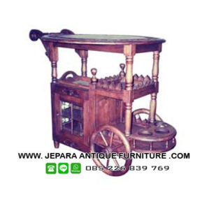 Kereta Dorong Furniture Restaurant & Hotel