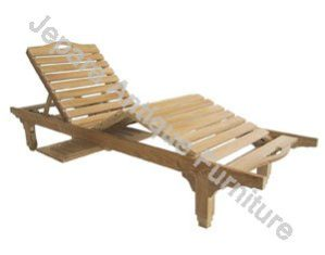 Lounger Jati  Sofa Pantai