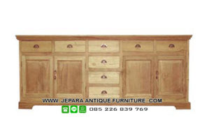Furniture Bufet Jati Jepara