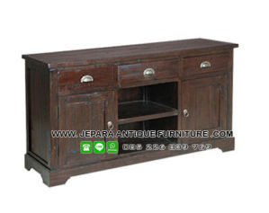 Buffet Jati Furniture Rustic