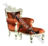 Kursi Sofa Mewah Rococo