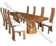 Meja Kursi Makan Antik Dan Mewah