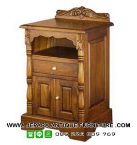 Furniture Mewah Jepara Nakas Jati