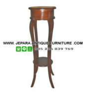 Stand Vas Bunga Furniture Jati
