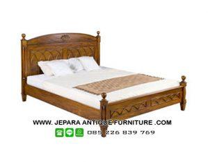 Model Tempat Tidur Klasik Mewah