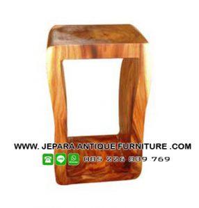 Stool Model Furniture Antik Jepara