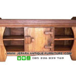 Furniture Antik Bufet TV Rustic
