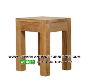 Minimalis Stool Furniture Jepara