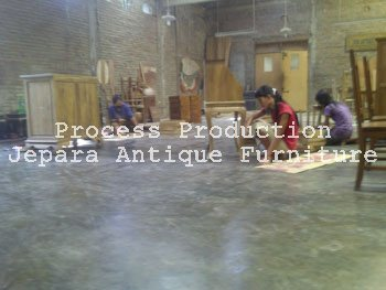 6. Service Semi Finishing Produk Mebel Jepara Antique Furniture