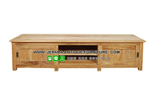 Buffet TV Furniture Jati Jepara