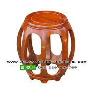 Stool Mahogany Furniture Jepara