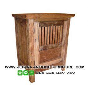 Furniture Antik Nakas Rustic Ruji