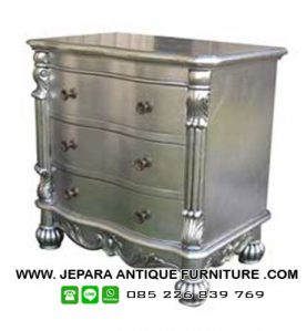 Furniture Mewah Nakas 3 Laci