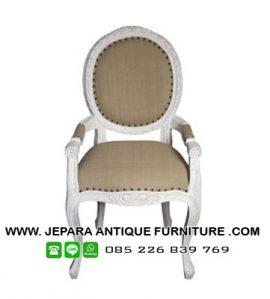 Furniture Mahogany Kursi Louis