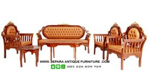 Furniture Jepara Kursi Tamu Kartini