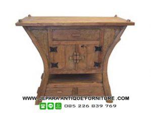Furniture Antik Jenis Nakas