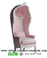 Sofa Porter Atau Sofa Kubah Finishing Duco