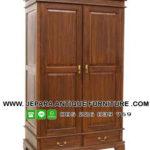Furniture Lemari Pakaian Jati