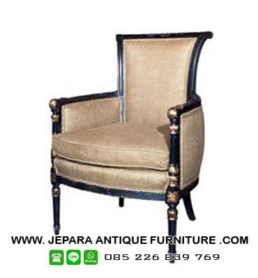 Kursi Sofa Satu Dudukan