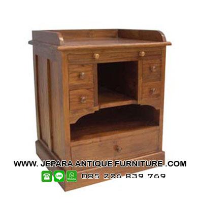 Nakas Furniture Kayu Jepara
