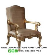 Model Furniture Luxury Kursi Tamu