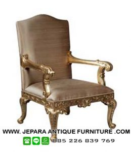 Model Furniture Luxury Kursi Tamu