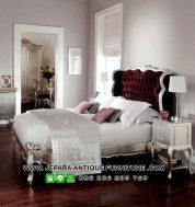 Set Tempat Tidur Model Mewah Jok Busa